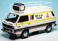 "VW T3a Kastenwagen ""HB Audi Team"""