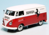 "VW T1 Bulli Kastenwagen ""Automobiles Ferrari Francorchamps"""