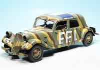 """Citroen Traction 11 B (1944) """"FFI"""""""