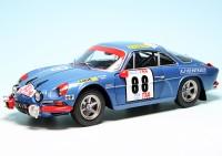 "Renault Alpine A110 1600S ""Rallye du Portugal 1971"""