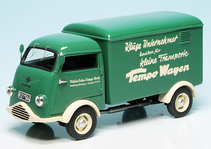 tempo wiking kastenwagen 1973 deutschland tempo werke. Black Bedroom Furniture Sets. Home Design Ideas