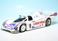 "Porsche 962 C Rennwagen ""Liqui Moly"" Team Kremer Racing ""Norisring Trophäe 1985"""