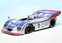 "Porsche 917/20 TC Rennwagen Team Porsche Martini Racing ""Sieger Interserie Supersprint 1974"""