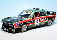"BMW 3.0 CSL Race-car ""Castrol"" Team Luigi Racing ""Winner GP Nürburgring 1976"""
