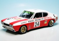 "Ford Capri I RS 2600 Rennwagen ""Lucky Strike"" Team Ford Köln ""9h Kyalami 1971"""