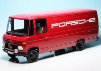 """Mercedes Benz L 408 D Kastenwagen """"Porsche"""""""