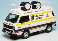 "VW T3b Kastenwagen ""HB Audi Team"""