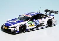 """BMW M4 DTM Rennwagen (F82) """"Samsung"""" Team RMG """"DTM 2015"""""""