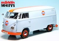 """VW T1 Bulli Kastenwagen """"Gulf Racing"""""""