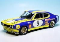"""Ford Capri I RS 2600 Rennwagen Team Europa Möbel """"6h ETCC Nürburgring 1973"""""""