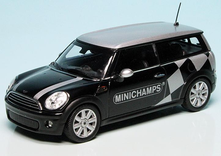 mini cooper clubman 2007 minichamps mini. Black Bedroom Furniture Sets. Home Design Ideas
