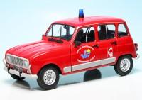 """Renault 4 GTL (1978) """"Pompiers VAR - Feuerwehr"""""""