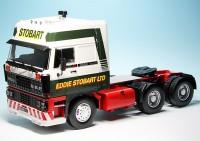 """DAF 3600 Space Cab Sattelzugmaschine (1986) """"Eddie Stobart Ltd."""""""