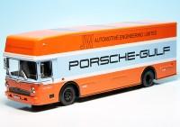 """Mercedes Benz O 317 K Renntransporter """"Team Porsche-Gulf Racing"""""""
