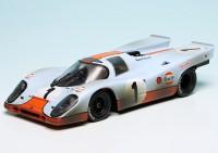 """Porsche 917K Rennwagen Team Porsche Gulf Racing """"24h Daytona 1970"""""""