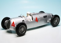 "Auto Union Typ C Rennwagen ""Monaco GP 1936"""