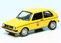 "VW Golf I ""PTT - Schweizer Post"""