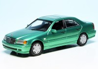 Mercedes Benz C-Klasse Elegance Limousine (W202) (1997)