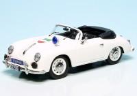 """Porsche 356 A Cabriolet """"Autobahnpolizei NRW"""""""