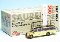 "Saurer L4C Alpenwagen IIIa ""Limited Gold Edition"""