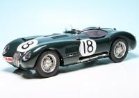 """Jaguar C Type """"Sieger 24h Frankreich 1953"""""""