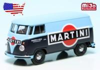 """VW T1 Bulli Kastenwagen (1963) """"Martini & Rossi"""""""