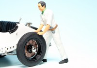 Mechaniker Figur