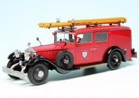 "Rolls Royce Phantom II (1930/41) (Großbritannien/Schweiz) ""Feuerwehr Lenzburg"""