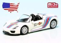 "Porsche 918 Spyder (2013) ""Martini Racing"""