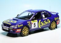 """Subaru Impreza """"Rallye Monte Carlo 1995"""""""