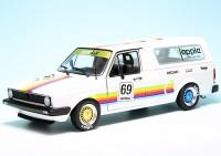 "VW Caddy (1982) ""Tribute to Porsche 935"""