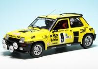 "Renault R5 Maxi Turbo Team Galtier Renault ""Rallye Monte Carlo 1982"""