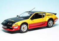 """Renault Alpine A310 Pack GT (1983) """"Calberson Evocation"""""""