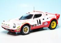 """Lancia Stratos """"Rallye Monte Carlo 1977"""""""