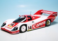 "Porsche 956K Rennwagen Team Canon Racing ""1000km Nürburgring 1983"""