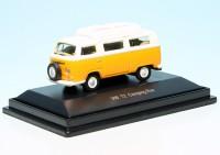 VW T2a Westfalia Camping-Bus mit Hubdach