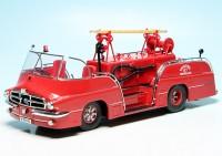 "Pegaso 140 DCI Mofletes (1959) (Spanien) ""Bomberos Puertollano - Feuerwehr"""
