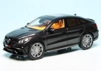 Brabus 850 / Mercedes Benz GLE63 S AMG Coupé (C292) (2015)