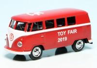 "VW T1 Bulli Bus (1963) ""Spielwarenmesse - Toy Fair 2019"""