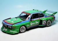 """BMW 3.5 CSL Turbo Gruppe 5 Rennwagen """"Gösser Bier"""" Team Schnitzer """"Sieger 6h Zeltweg 1976"""""""