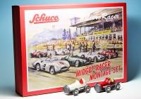 Microracer Midget Rennwagen-Set als Montagekasten