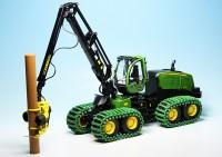John Deere 1270G 8W Harvester (2015)