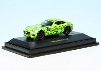 "Mercedes Benz AMG GT S ""Erlkönig"""