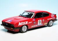 """Ford Capri 3.0 Rennwagen (RHD) Team Gordon Spice Group """"Sieger BSCC Brands Hatch 1978"""""""