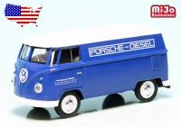 """VW T1 Bulli Kastenwagen (1963) """"Porsche-Diesel"""""""