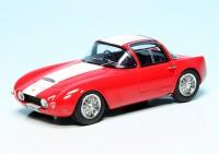 "Lotus Ghia Aigle Eleven IX Coupé (RHD) (Großbritannien) ""Genfer Auto-Salon 1958"""