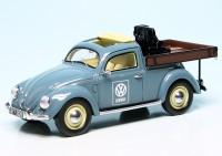 """VW Käfer Beutler-Pritschenwagen mit VW T1-Motor """"Volkswagen Service"""""""