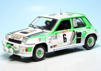 "Renault 5 Turbo Gruppe B ""Rallye de Lozere 1984"""