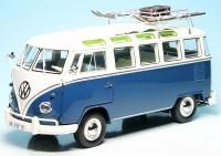 "VW T1 Bulli Samba Bus ""Wintersport"""