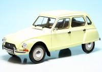 Citroen Dyane 6 (1967)